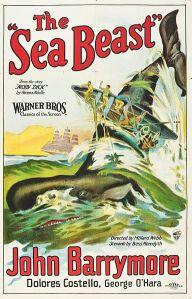 Cartel publicitario de la película de 1926